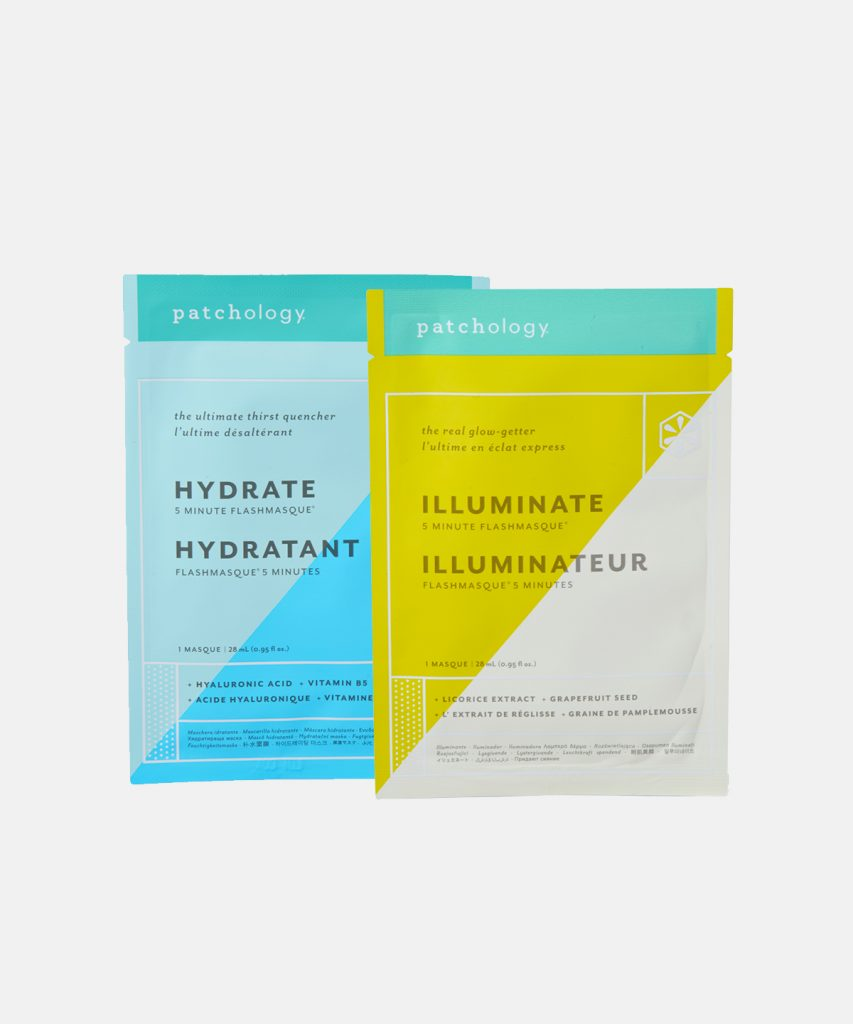 FlashMasque: Illuminate & Hydrate