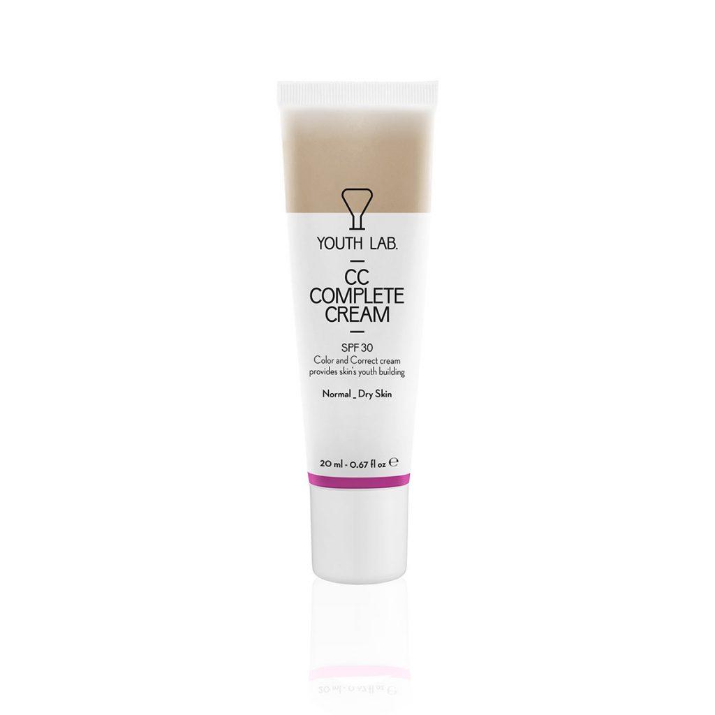 CC Cream SPF30 – Pelle Normale / Secca