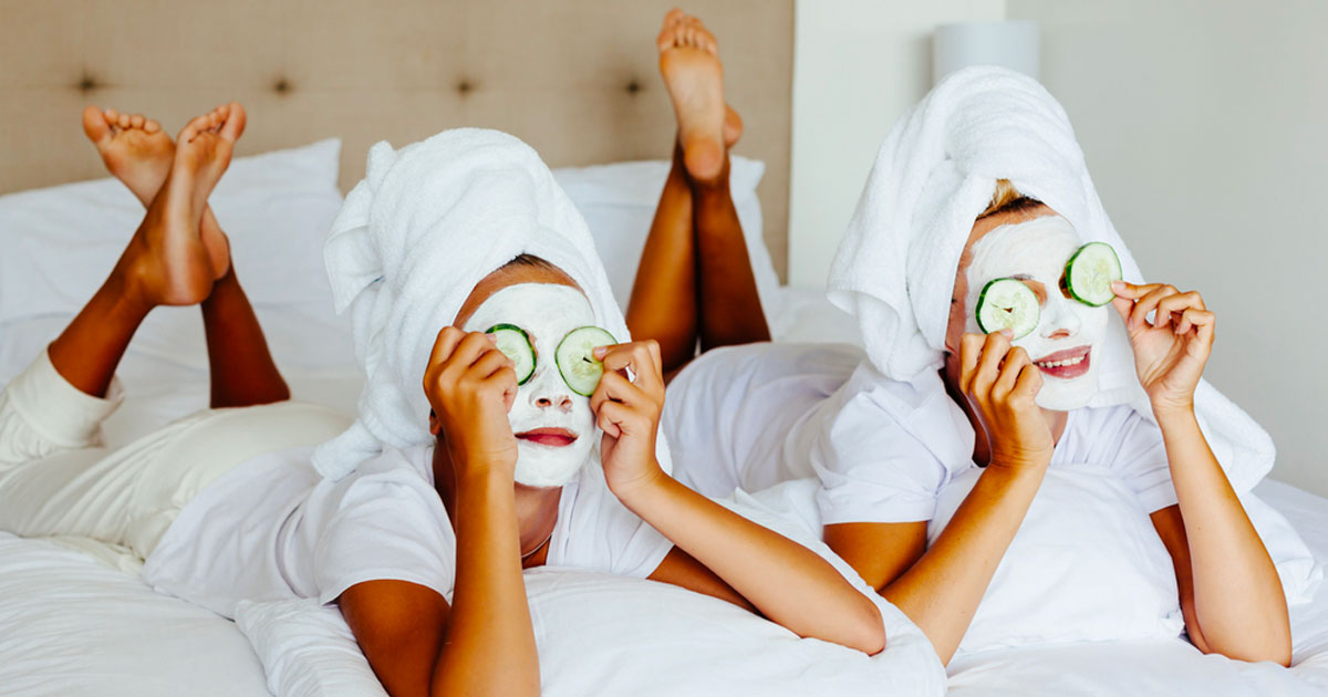 Conosci tutti i tipi di maschere per il viso?