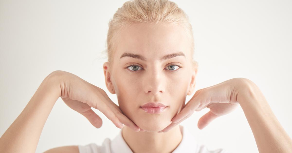 Ginnastica facciale: pochi minuti al giorno, e le rughe si levano di torno…
