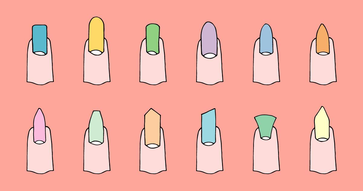 Trend unghie: valorizza le tue mani con la forma giusta!