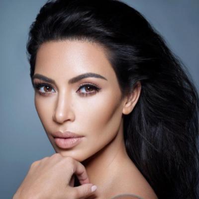 Kardashian contouring