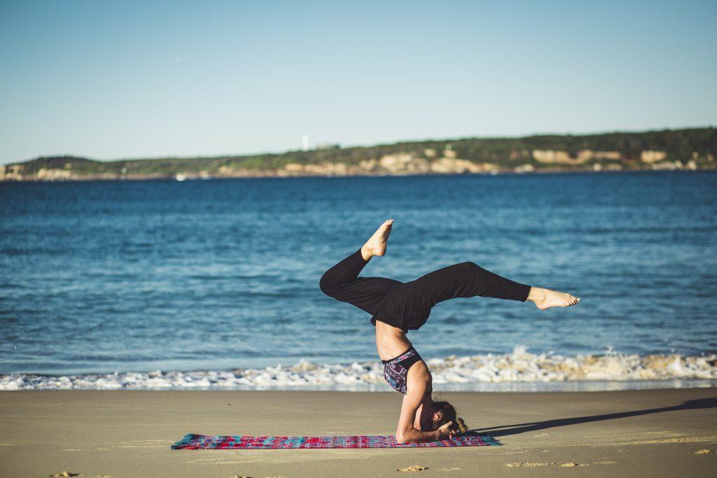 Yoga per ridurre stress