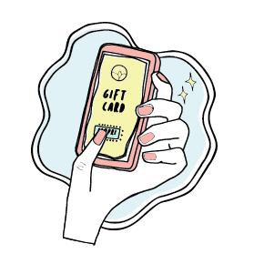 ACQUISTA LA E-GIFT CARD
