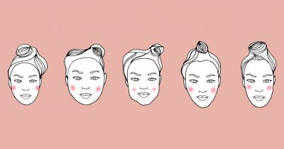 Mettere il blush: tutti i trucchi in base alla forma del viso