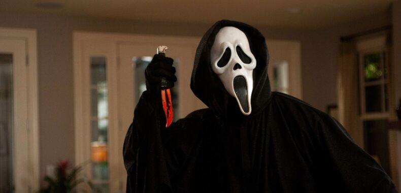 Scream film halloween