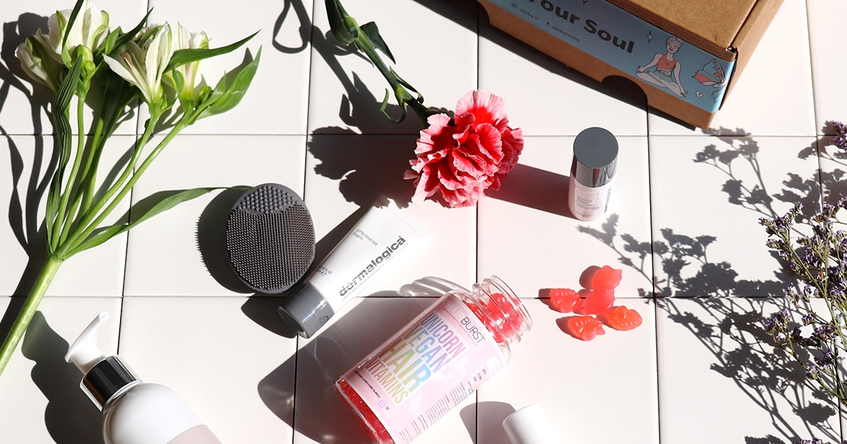 Unboxing Time: Feed Your Soul la beauty box di settembre
