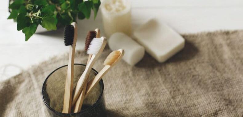 spazzolino in bamboo
