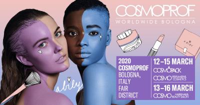 Abiby e Cosmoprof una collaborazione innovativa alla ricerca dei trend del 2020