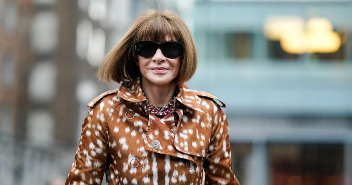 Women Inspiration: Anna Wintour «Essere famosi è facile, il successo è un'altra cosa»
