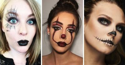 5 Trucchi Halloween facili da copiare per la notte più spaventosa dell'anno