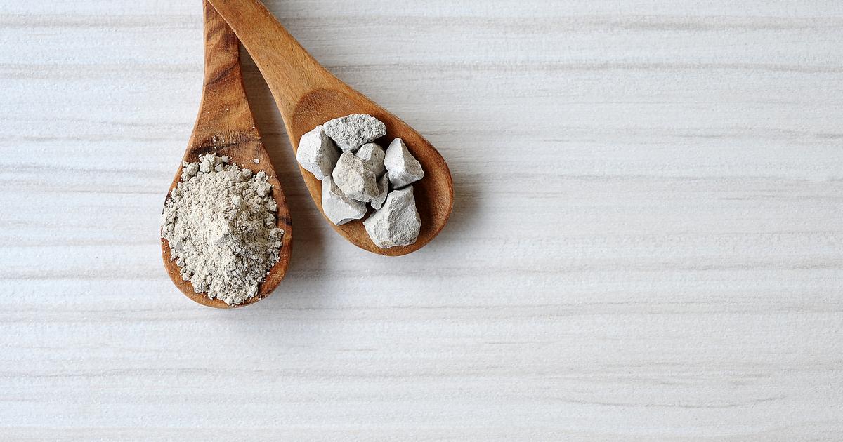 Ingrediente del mese: la zeolite e le sue proprietà