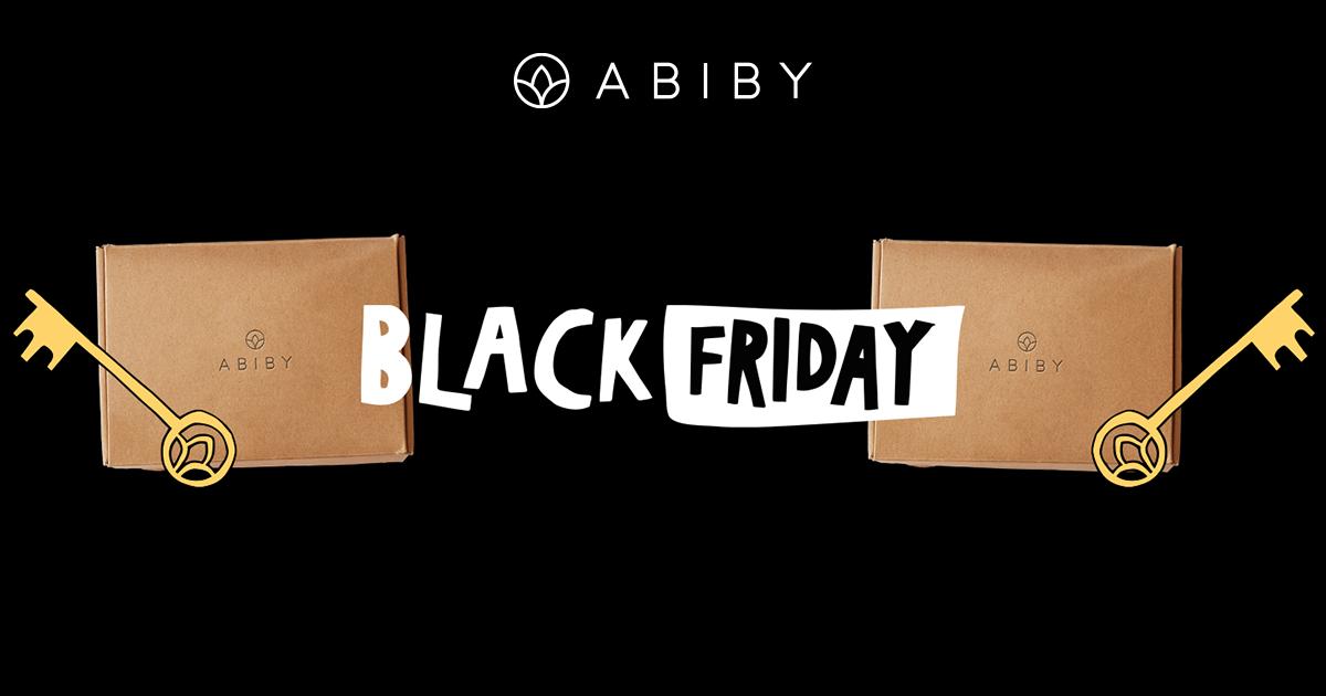 Black Friday 2019 Abiby non potrai credere ai tuoi occhi