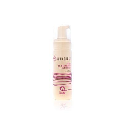 Shampoo Noci di Macadamia e Albicocca