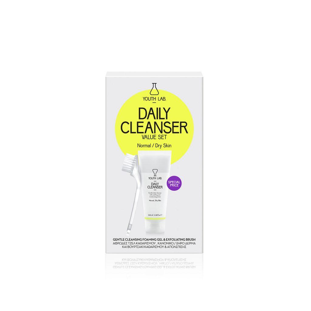 Set Detergente – Pelle Normale / Secca