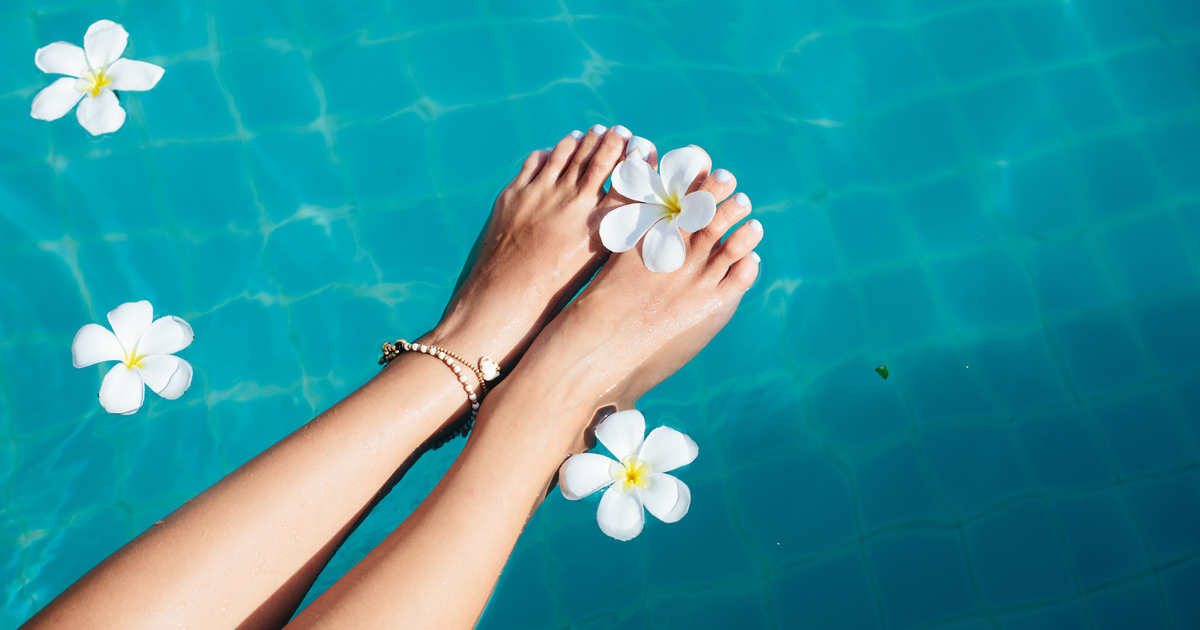 Pedicure: il tutorial step by step