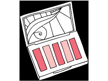 Paletta colori
