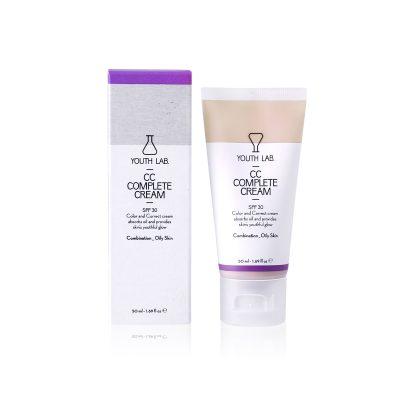 CC Cream SPF30 - Pelle Grassa