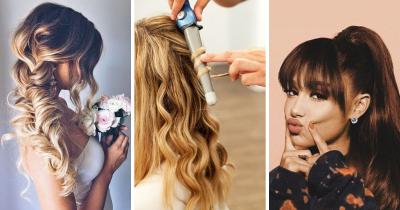 Come portare i capelli lunghi: 6 idee