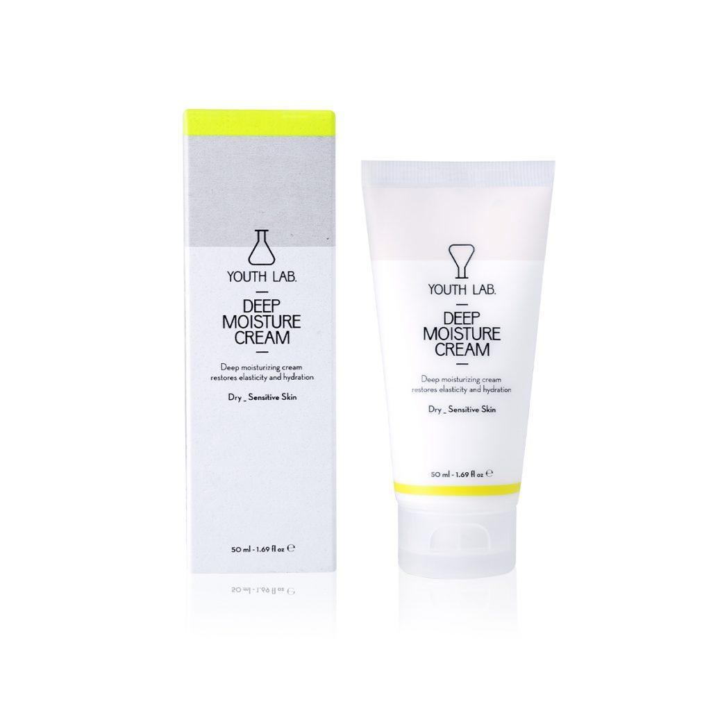 Crema Idratante – Pelle Secca / Sensibile