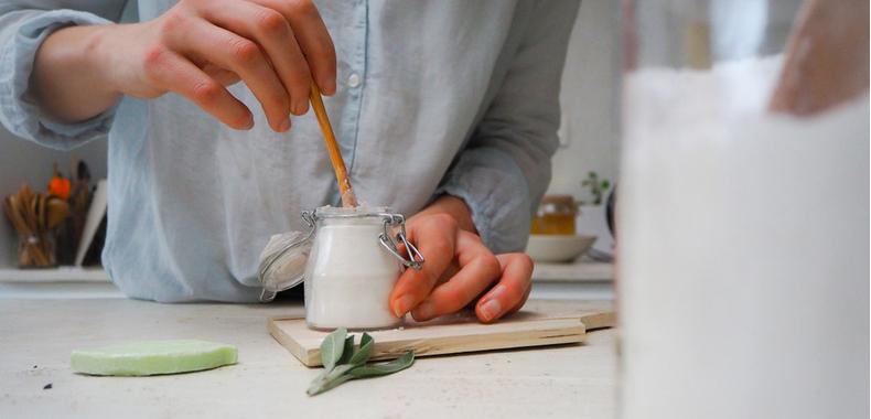 Deodorante fai da te bicarbonato
