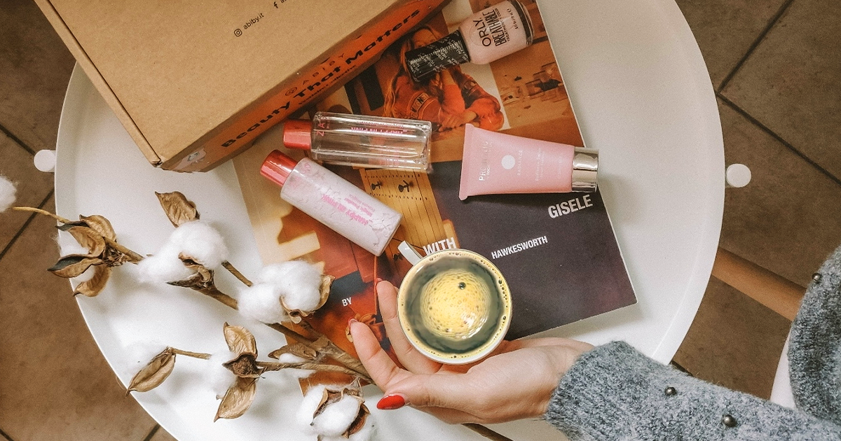 Unboxing Time: Beauty That Matters la beauty box di novembre