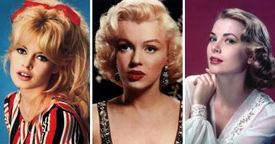 Le donne bionde più famose della storia! Bellissime e indimenticabili!