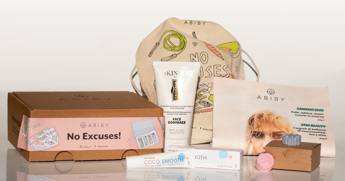 Unboxing Time: No Excuses la beauty box di Gennaio