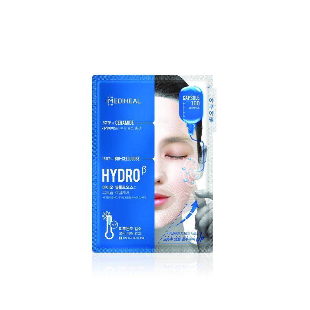 Maschera Idratante e Rassodante – Hydro β
