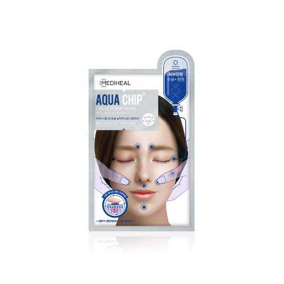 Set Maschere Idratanti - Aqua Chip