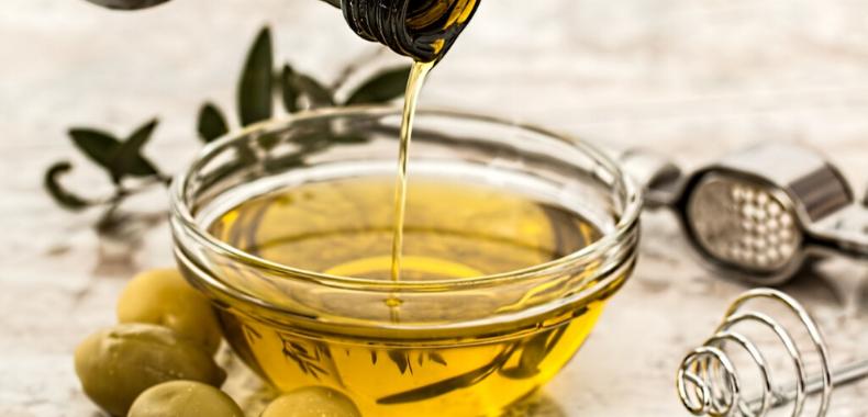 Olio di oliva acido oleico