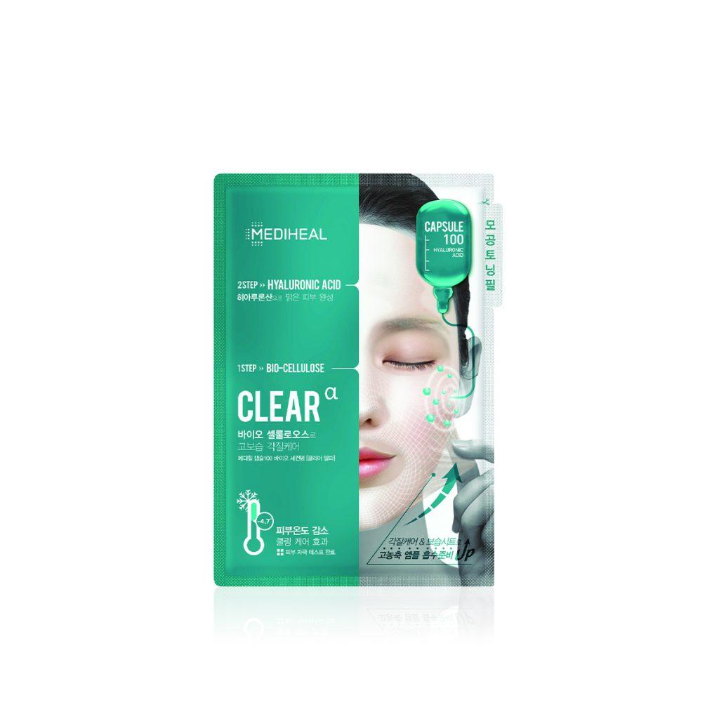 Maschera Purificante Anti-età – Clear α