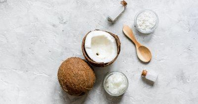 7 usi beauty dell'olio di cocco