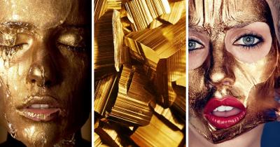 La skincare preziosa e anti-age con l'oro 24K