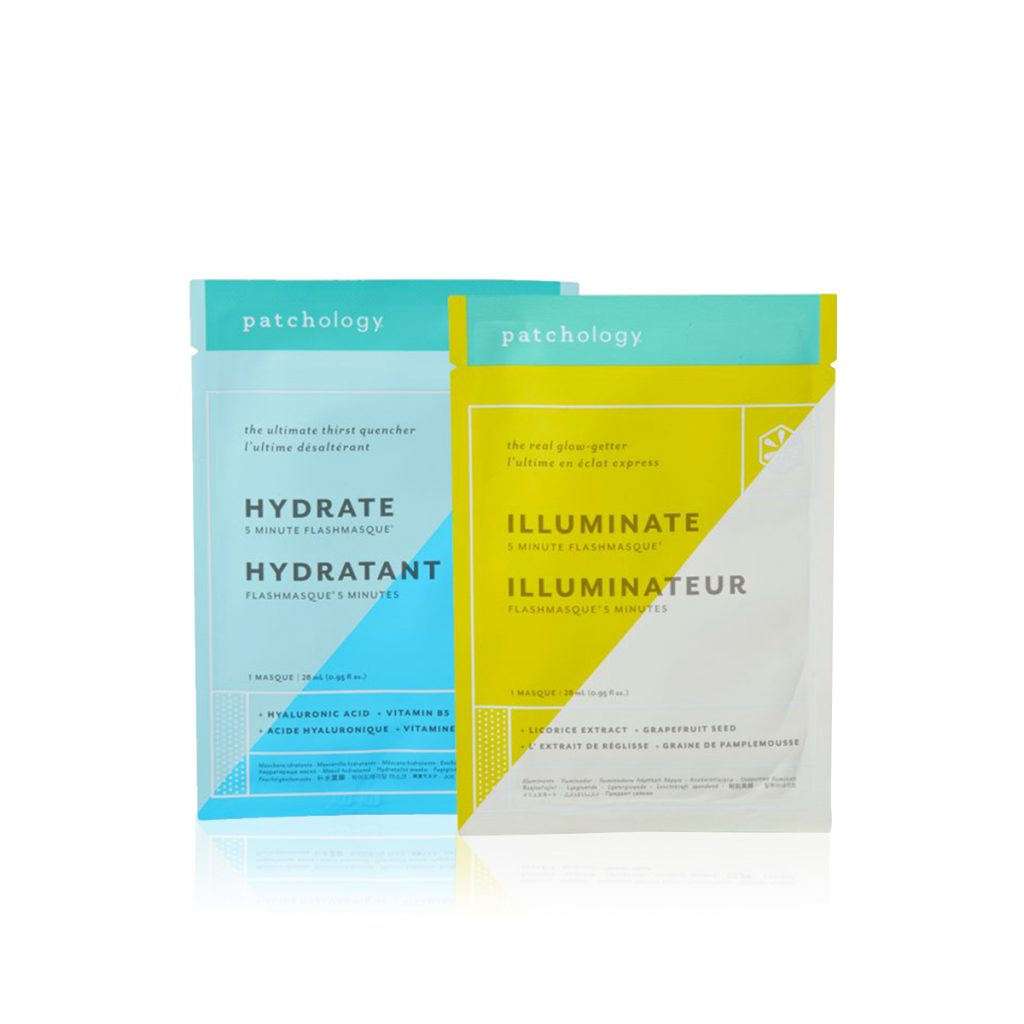 Flash Masque: Illuminate & Hydrate