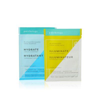 Flash Masque: Illuminate & Hydrate
