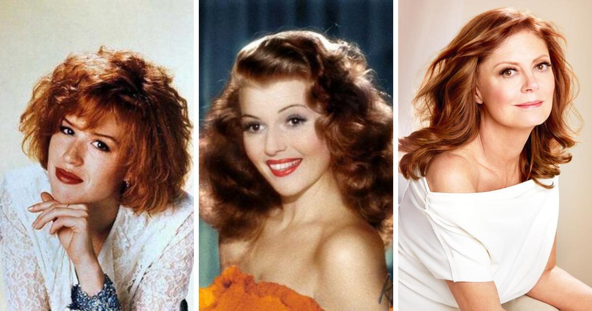 Le donne rosse più famose della storia: ecco chi sono!
