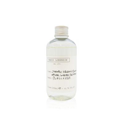 Shampoo Organico - Bellezza