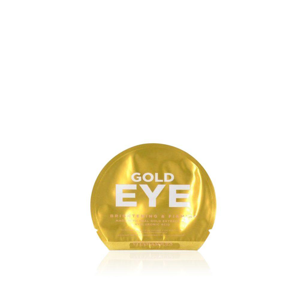 Maschera Contorno Occhi – Gold Eye Pad
