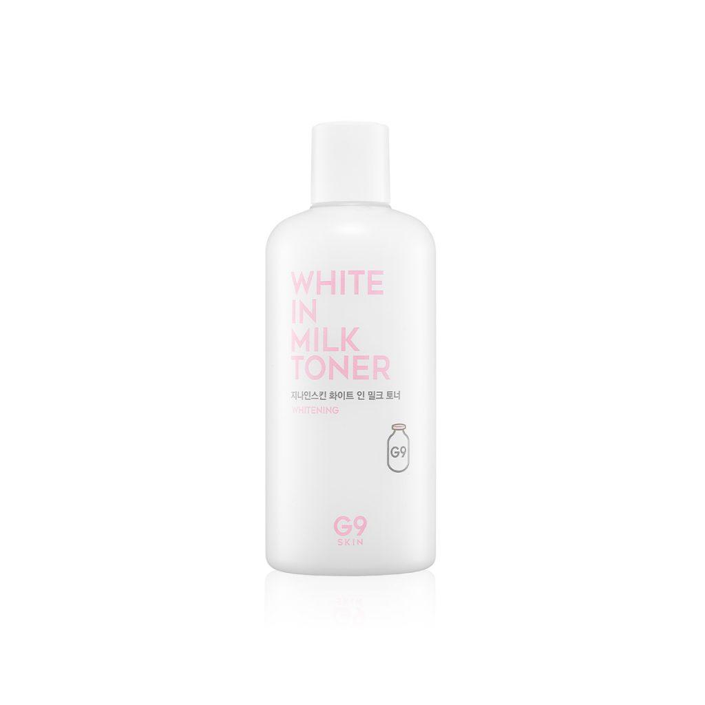 Tonico White in Milk