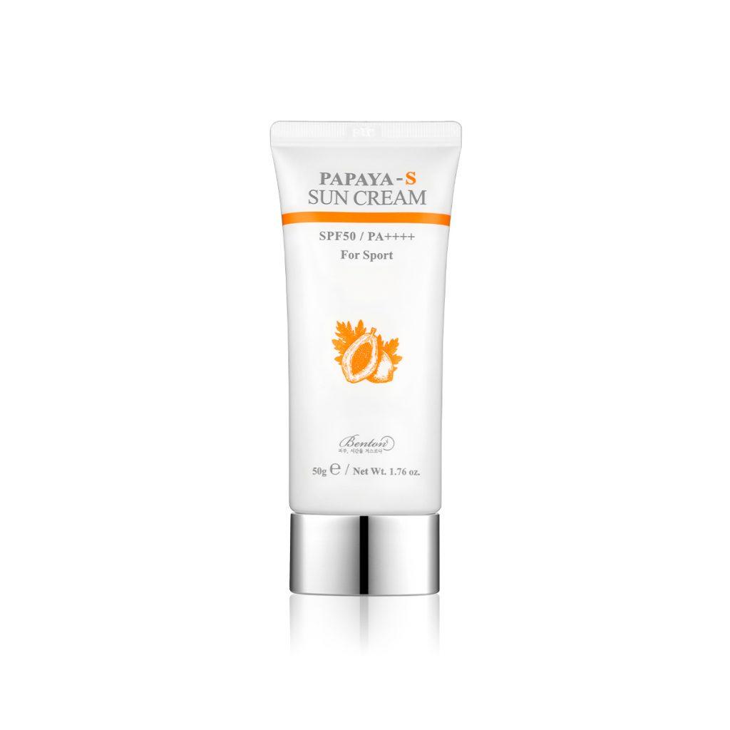 Crema Solare Papaya-s SPF 50+ / PA++++