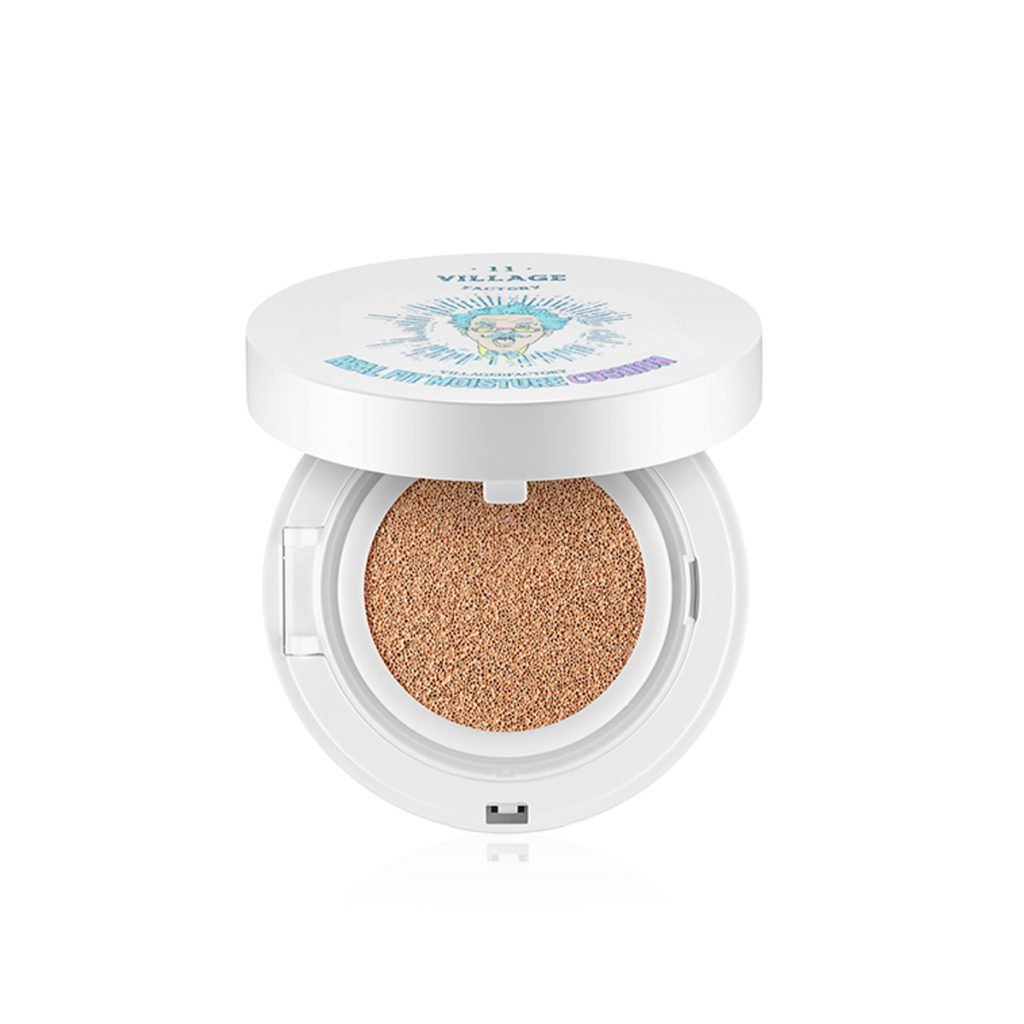 Real Fit Moisture Cushion SPF 50+++