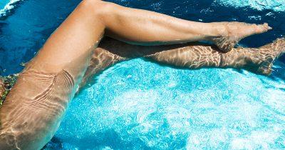 Gambe: ecco la routine drenante perfetta per l'estate