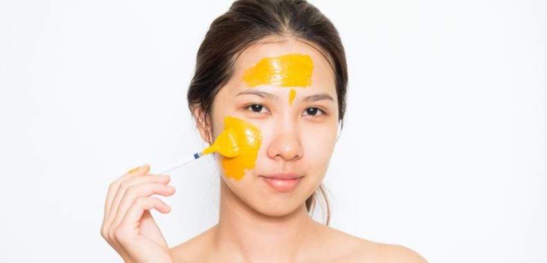 skincare-curcuma