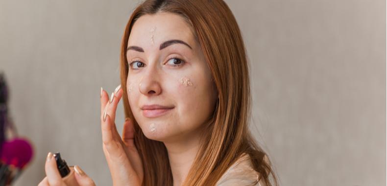 Fondotinta pelle acneica