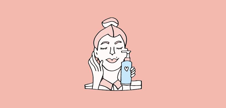 skincare-coreana-detergente