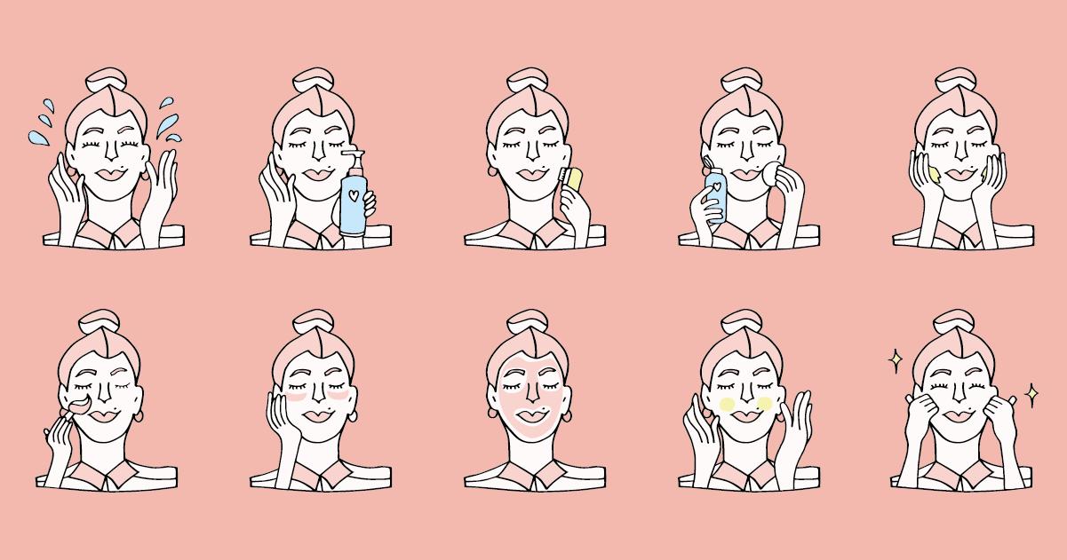 I 10 step della skincare coreana i prodotti da non perdere!