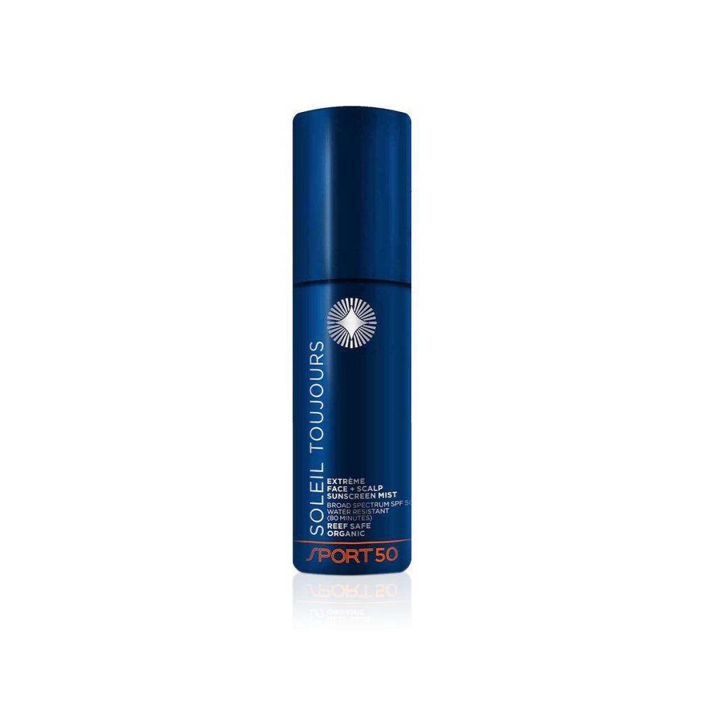 Spray Protettivo per Viso e Capelli SPF 50 – SPORT