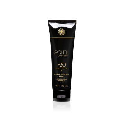 Crema Solare lluminante 100% Minerale SPF 30