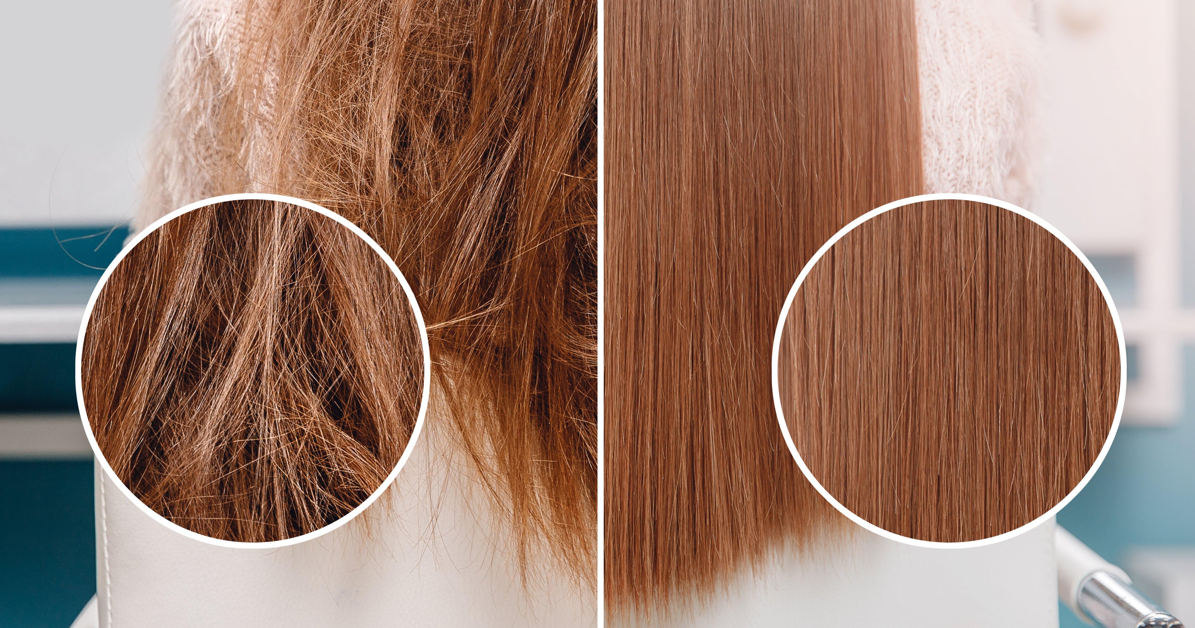 Trattamento per capelli alla cheratina: tutto quello che c'è da sapere